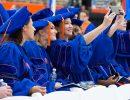 Ph.D. Stadium Graduation