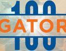 Gator100 graphic