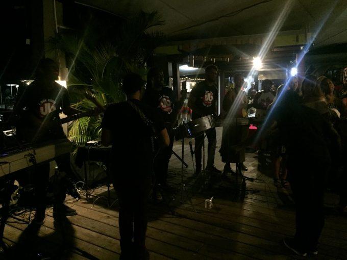 Dancing in Grenada