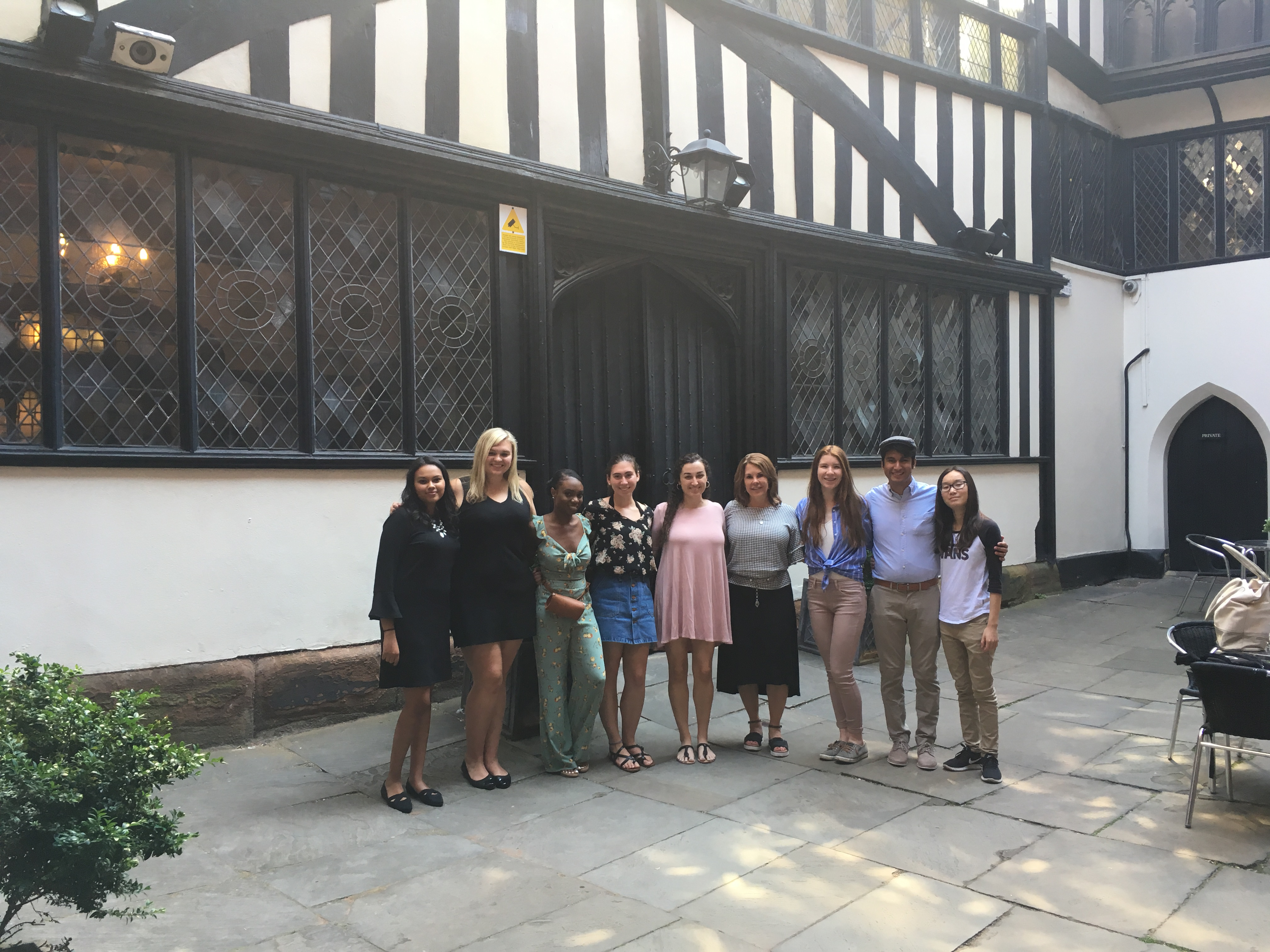 Coventry Study Abroad Group