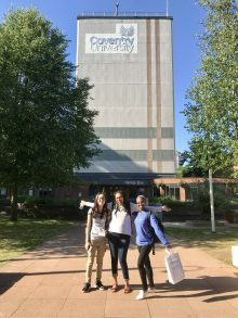 Coventry University study abroad