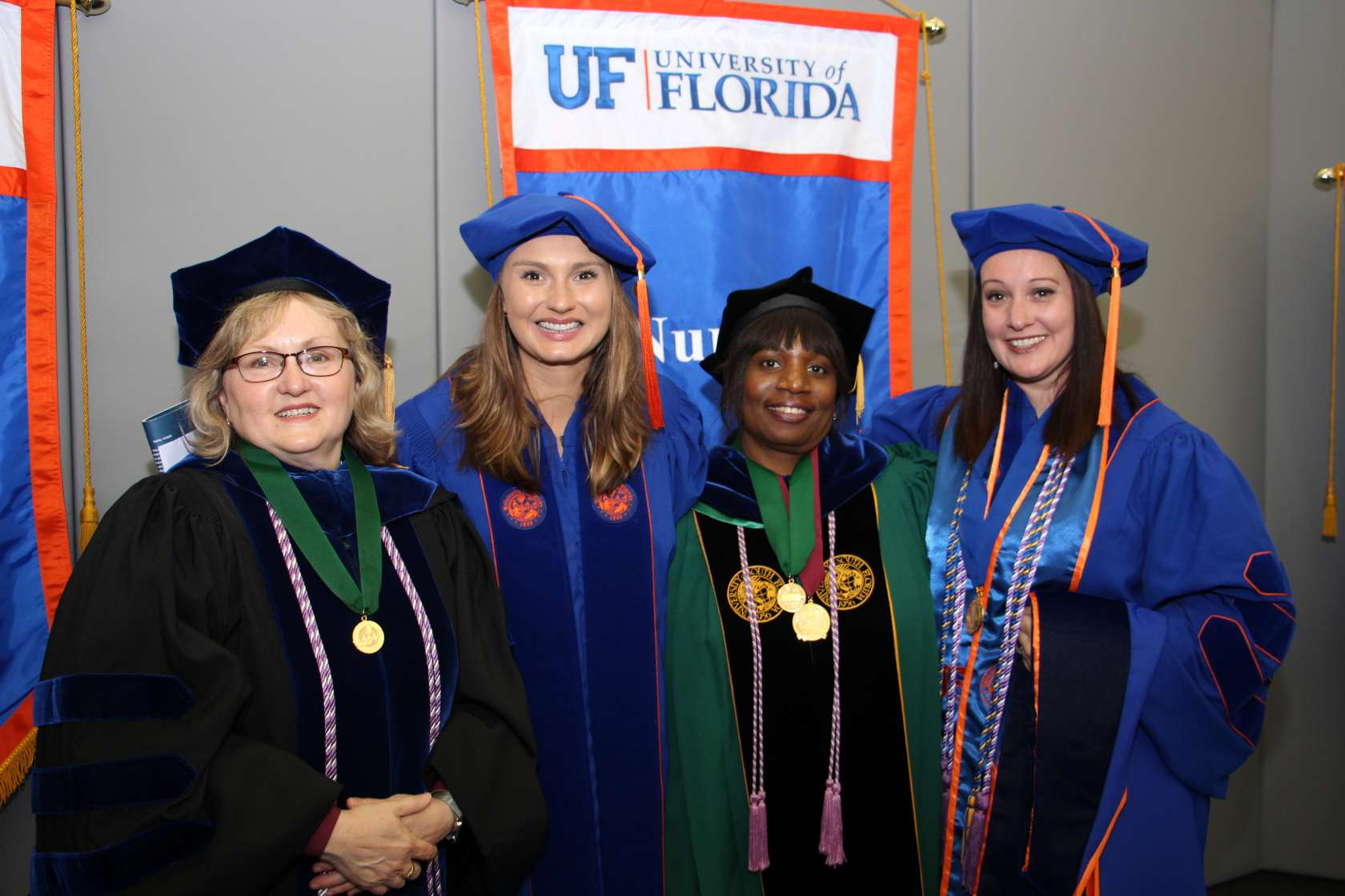 Doctoral commencement